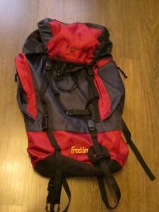 Everest 65 Rucksack 1