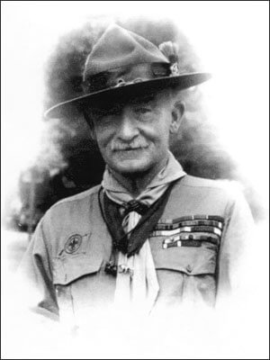 BADEN POWELL - HIS STORY